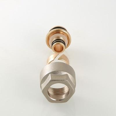 Фитинг коллекторный для металлополимерной трубы